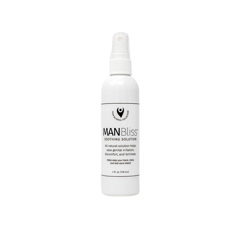 Man Bliss Jock Itch Spray 4 oz.