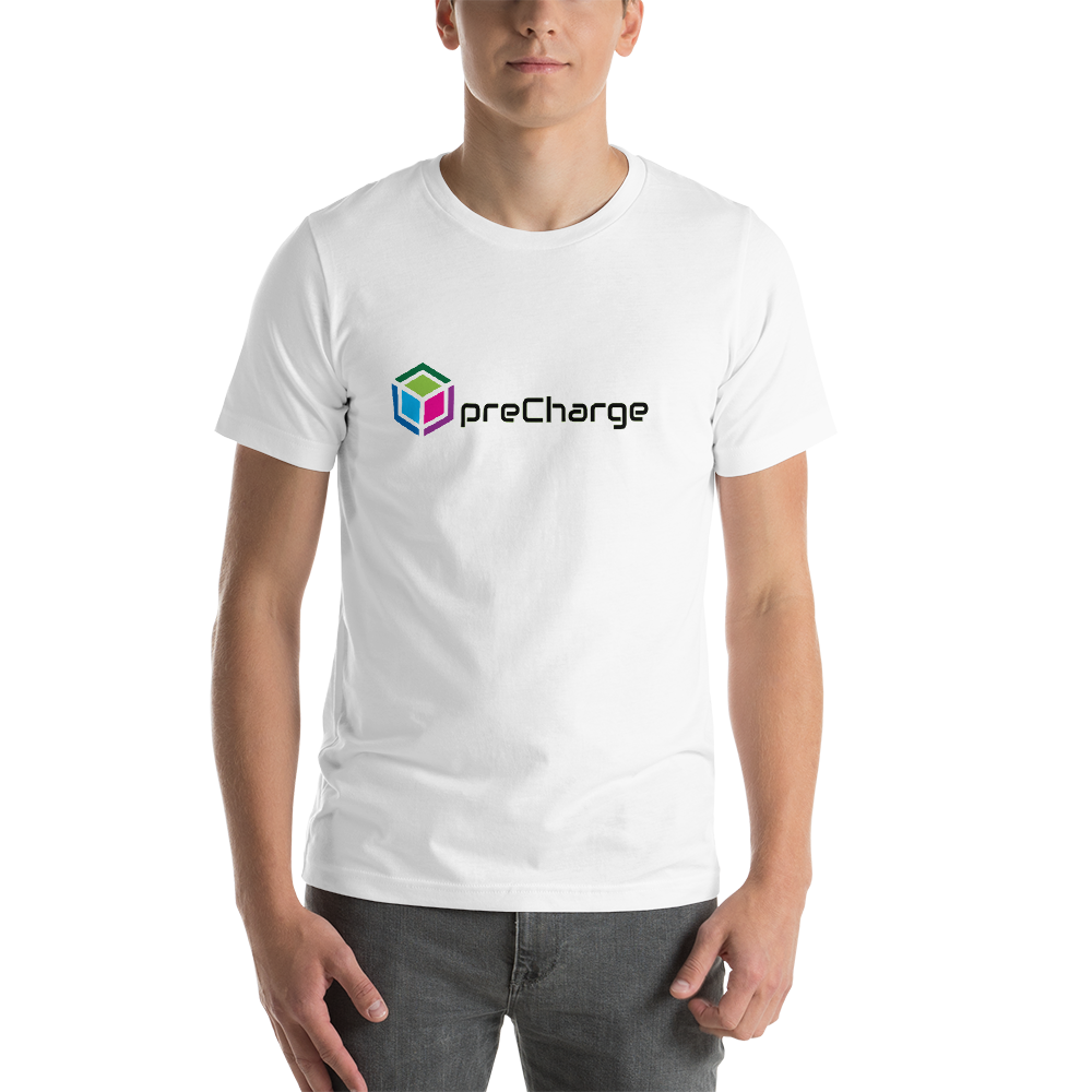 preCharge Short-Sleeve Unisex T-Shirt