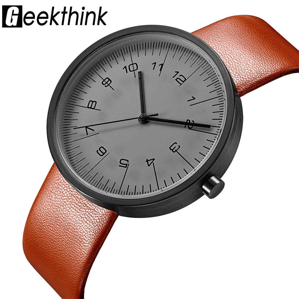GeekThink Classic Watch