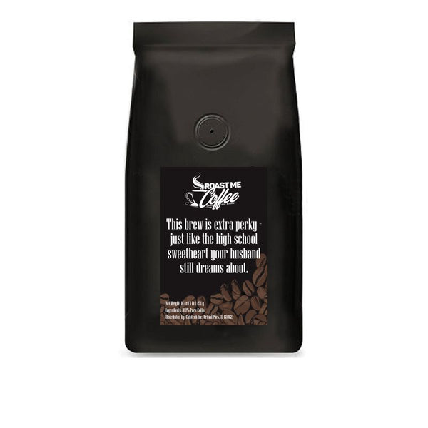 Perky Brew 1 pound Dark Roast