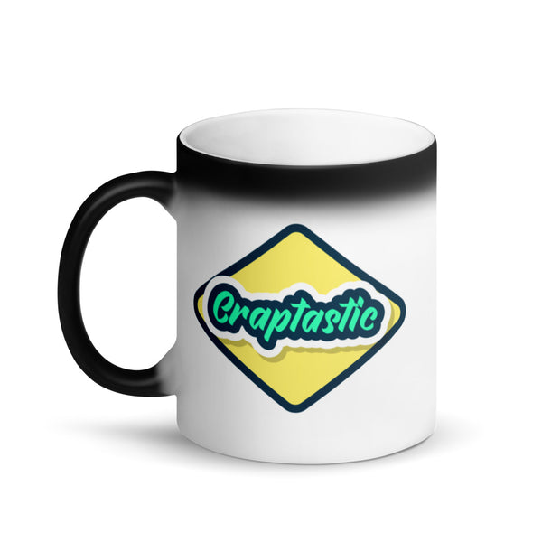 Craptastic Black Magic Mug