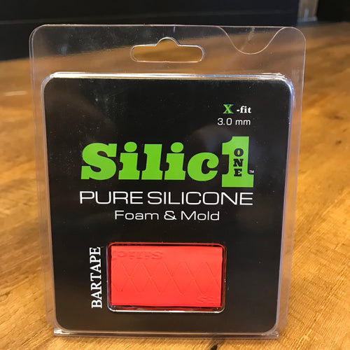 Silic1 Bar Tape - Red