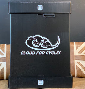Cloud for Cycles Hard Case Bike Box