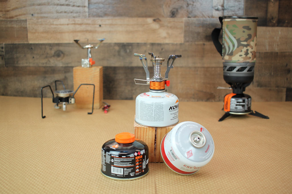 Iso-Butane Camping Fuel And Stoves