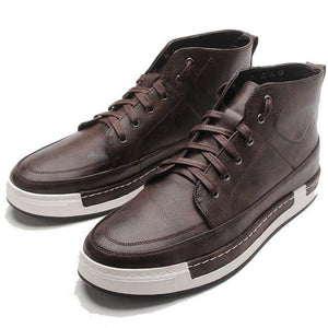 High Top Lace Up Autumn