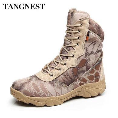 Tactical Military Boots Men