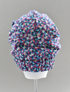 Little Land Girl Baby Hat - Liberty of London Confetti print - Tot Knots of Brighton