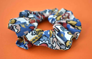 Liberty of London Merchant Graphic Scrunchie-Hair accessory-Tot Knots of Brighton