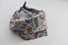 Neckerchief, Bandana & Face Covering in 100% Liberty of London Tana Lawn Cotton - Various colours-Face Covering-Tot Knots of Brighton