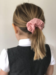 Liberty of London Dusty Pink Scrunchie
