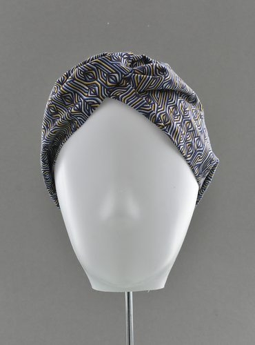 Ladies Twisted Turban Headband - Liberty of London Torsten - Tot Knots of Brighton