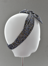 Ladies Tot Knot hairband -Liberty of London Torsten - Tot Knots of Brighton