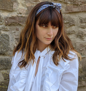 Ladies Tot Knot hairband -Liberty of London Torsten