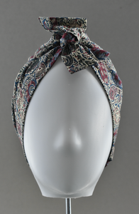 Ladies Turban Hat - Liberty of London Bourton Paisley