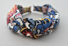 Kids Tot Knot Alice band - Liberty of London Merchant print