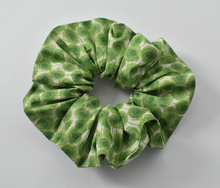Scrunchie - Liberty of London Xanthe Sunbeam Green