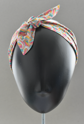 Ladies Tot Knot hairband - Liberty of London Derby Day
