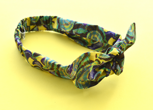 Ladies Tot Knot hairband - Liberty of London Babylon