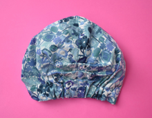 Little Land Girl Baby Hat - Liberty of London China Blue and White Floral - Limited Edition - Tot Knots of Brighton