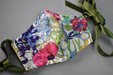 Luxury Silk Face Coverings - Various Limited Edition Liberty of London Artist silks