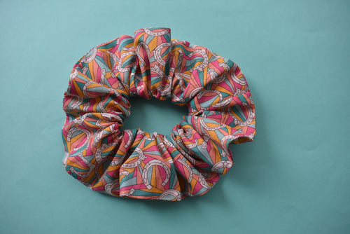 Scrunchie - Liberty of London  Derby Day