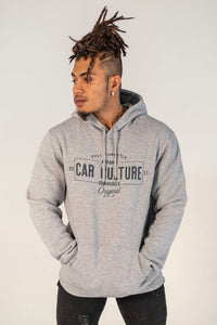 Car Culture Hoodie - Grey