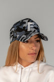 Limited Edition Snapback - Blue Camo