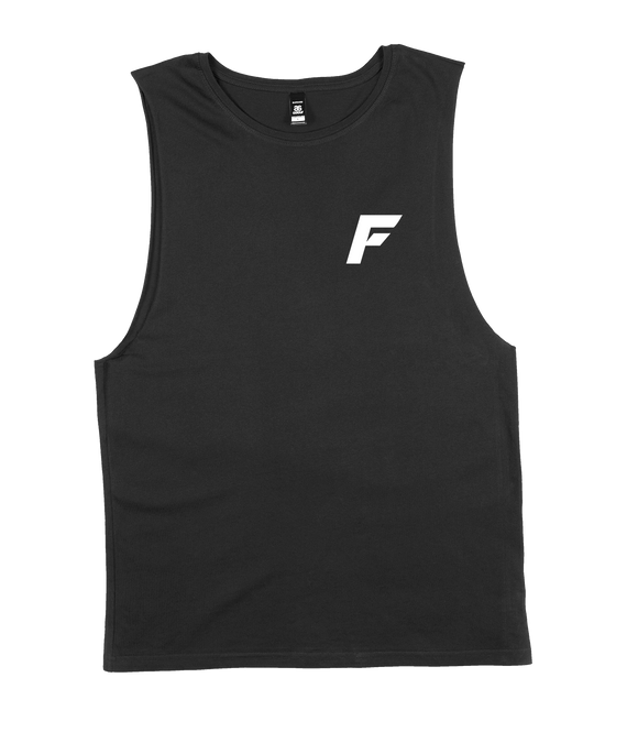 Signature Tank Top - Black