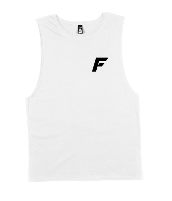 Signature Tank Top - White