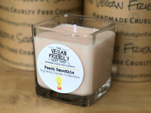 Load image into Gallery viewer, Peach Smoothie - Natural Soy Wax Candle with Gift Box