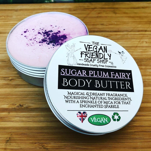 Sugar Plum Fairy - Body Butter 200g