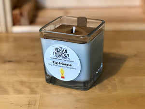 Fig & Cassis - Natural Soy Wax Candle