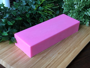 Pink Candy, with Marshmallow Root Oil - Soap Bar