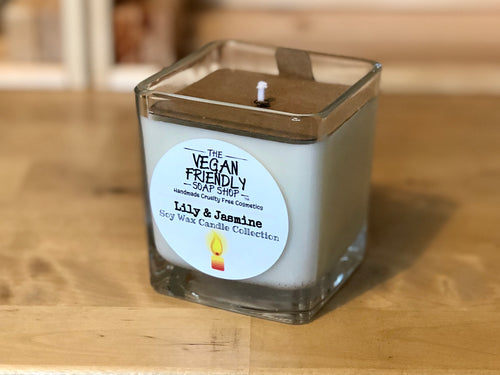 Lily & Jasmine - Natural Soy Wax Candle