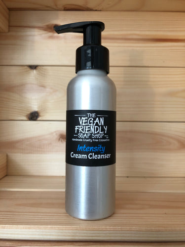 Intensity, Luxury Fragrance - Cream Cleanser