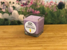 Load image into Gallery viewer, Lavender & Basil - Natural Soy Wax Candle