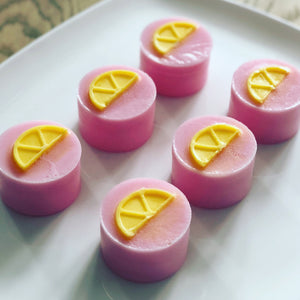 Rhubarb & Sicilian Lemon - Shampoo & Conditioner Bar