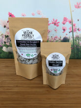 Load image into Gallery viewer, Lavender & Bergamot Essential Oils, Signature Blends - Dead Sea Bath Salts, 100% Natural