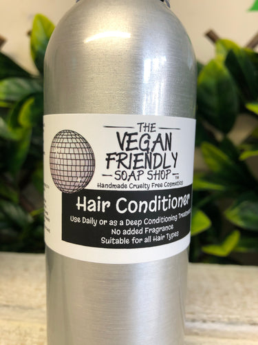 Hair Conditioner - White, Zero Fragrance