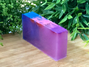 NEW! Unicorn, with sparkling Mica - Théo's Planet Soap Bar