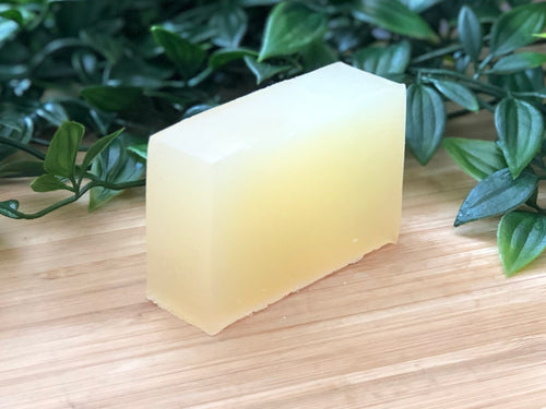 Pure, no added Fragrance with Vitamin E Oil - Organic Soap Bar