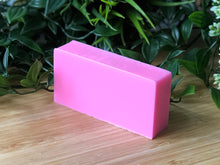 Load image into Gallery viewer, Pink Candy, with Marshmallow Root Oil - Soap Bar