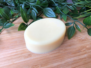 Solid Moisturiser Melt Bar - 100% Natural, Cocoa Butter, Shea Butter & Vitamin E Oil