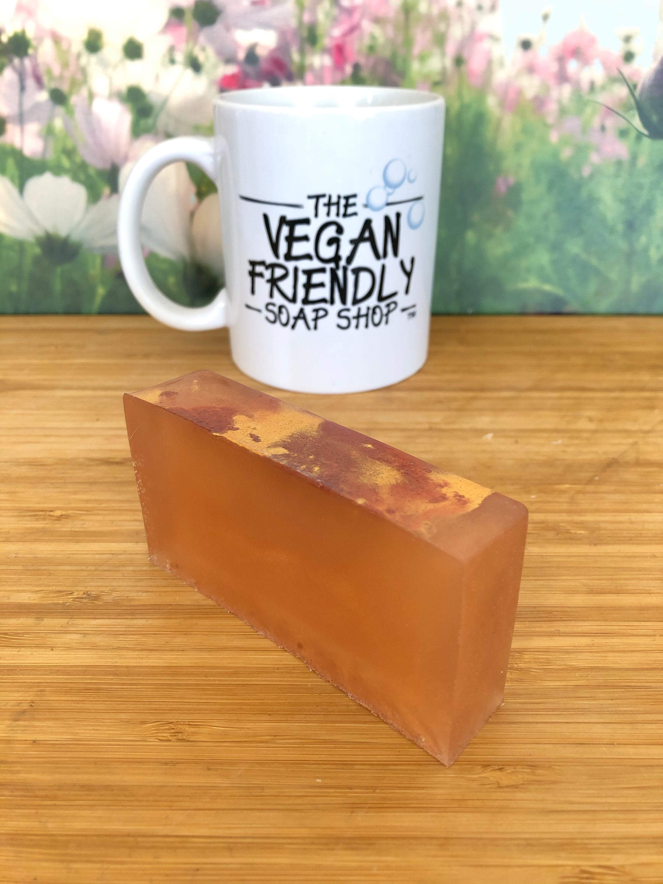 NEW! Vanilla, Sandalwood & Patchouli Luxury Fragrance - Théo's Planet Soap Bar 110g