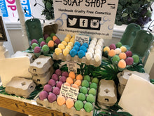 Load image into Gallery viewer, Mega Fizz Six, Bath Bomb Egg Box - Limited Edition Gift Set
