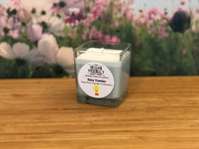 Load image into Gallery viewer, Baby Powder - Natural Soy Wax Candle with Bamboo Gift Box