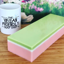 Load image into Gallery viewer, Watermelon, with Watermelon Seed Oil - Soap Bar