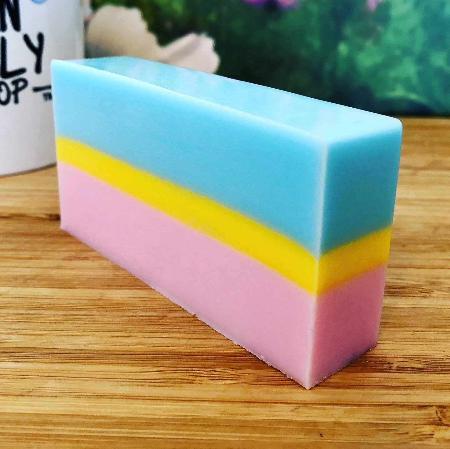Baby Powder, with Marshmallow Root Oil - Soap Bar
