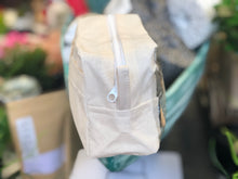 Load image into Gallery viewer, Organic Cotton Toiletries/Gift Bag