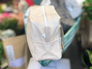 Organic Cotton Toiletries/Gift Bag